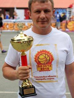 Лазарев Антон Иванович