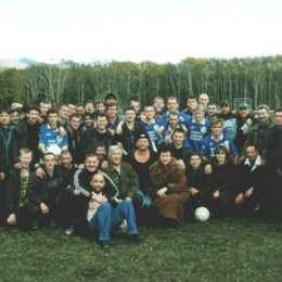 "\""Нефтяник\"" - обладатель Кубка области 2000 года."