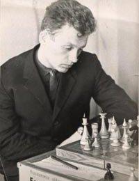 Борис Барский - один из лучших шахматистов Сахалинской области