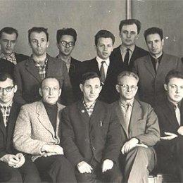 Участники Первенства зоны Дальнего Востока по шахматам. Владивосток, 1964г.