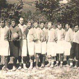 "\""Локомотив\"". Обладатели Кубка области, 1951"