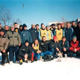 Участники турнира.