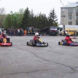 """На старте самый мощный класс - \""""Формула С\"""" 29 мая 2004 года"""