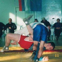 IV открытый турнир по борьбе самбо среди силовых ведомств, посвященный памяти сотрудников, погибших при исполнении служебных обязанностей 9 ноября 2003г. Южно-Сахалинск