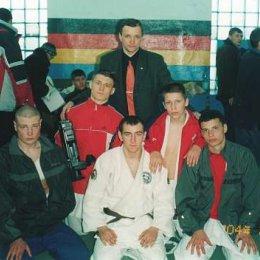 Первенство ДВФО по дзюдо г.Комсомольск-на-Амуре 19-22 февраля 2004