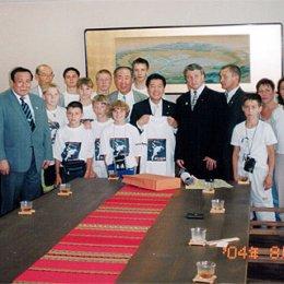 мэрия г.Асахигава (Япония) август 2004г.