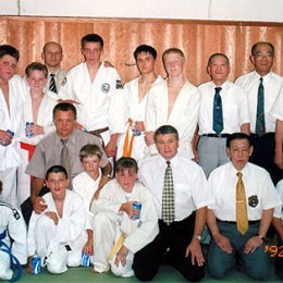 г.Хакодате, Япония. август 2004г.