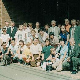г.Саппоро, Япония август 2004г.