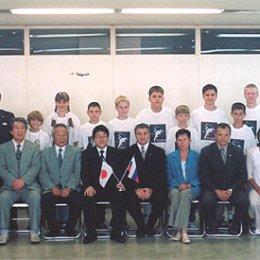 Мэрия г.Хакодате (Япония) август 2004г.