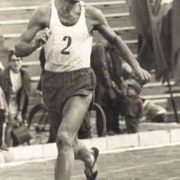 Георгий Полуянский, мастер спорта по легкой атлетике Бронзовый призер международных соревнований на призы газеты «Правда» в Москве в 1970 году.