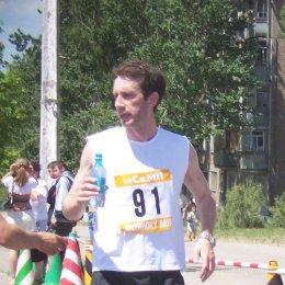 VIII Международный легкоатлетический пробег
