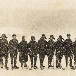Одна из первых команд Южно-Сахалинска, 1950 год
