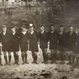 Футбольная команда ДОСА, 1959 год