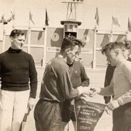 Магадан, 1956 год