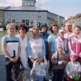 Участники осеннего турнира. 16.10.2005.