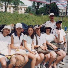 Участники летнего открытого личного первенства Дальневосточного военного округа. Хабаровск. 15-20.05.2001.