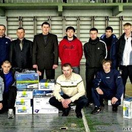 Кубок начальника СахЖД по мини-футболу - 2006