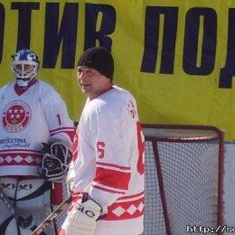 Легенды хоккея СССР на Сахалине