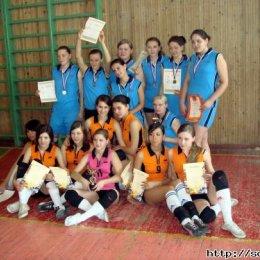 Первенство Сахалинской области среди СУЗов - 2007