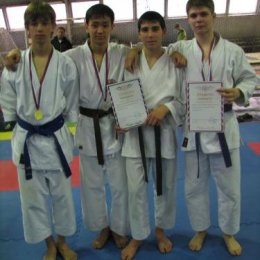 Командное первенство области  по каратэ-до Сетокан по правилам WKF- 2007