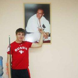 Иван Кардаш Учебно-тренировочная база «Спартак» (г.Братск, Иркутская область)