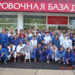 Учебно-тренировочные сборы (г.Братск, Иркутская область.)
