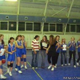 Спартакиада Южно-Сахалинска. - 2007. Девушки 1991-1993 годов рождения