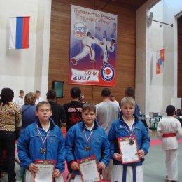 Первенство России - 2007