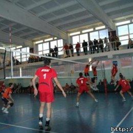 1 тур Дальневосточной лиги по волейболу.