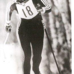 Алевтина Спиридонова. Мастер спорта СССР международного класса. Серебряный    призер чемпионата СССР 1982 и 1983 годов, бронзовый призер 1980, 1981, 1984 годов в эстафете 4 по 5 километров. Неоднократная чемпионка РСФСР.