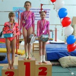 Открытое первенство области пос портивной гимнастике