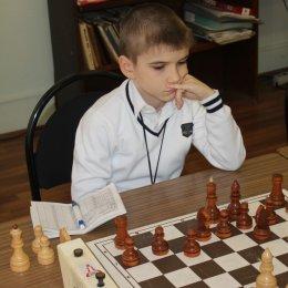 Артем Нетичук, победитель первенства Южно-Сахалинска среди школьников (до 10 лет).