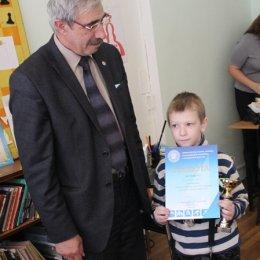 Федор Разумов, победитель первенства Сахалинской области 2013 года в среди мальчиков до 10 лет.