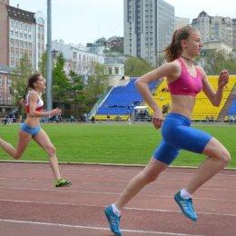 Спартакиада учащихся ДВФО 2013 года по легкой атлетике