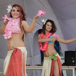 Празднование Дня молодежи и Олимпийского дня в Поронайске