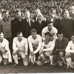 """В 1970 году """"Сахалин"""" стал победителем зонального турнира первенства СССР среди команд класса """"Б""""."""