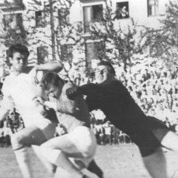 """Играет """"Сахалин"""", 1969 год. Стадион """"ДОСА""""."""
