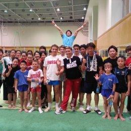 Турнир на призы Сахалинской федерации волейбола