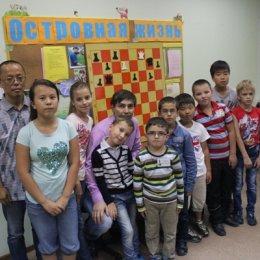 Учебно-тренировочные сборы сильнейших шахматистов Сахалина