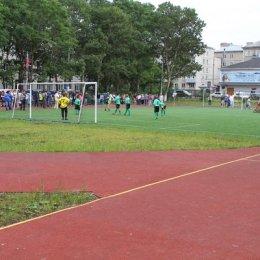 Стадион СОШ № 1