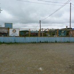 Спортплощадка села Успенское