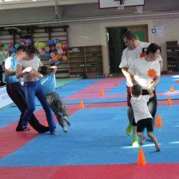 Семейно-спортивный праздник «Здоровая семья – здоровое общество»