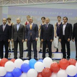 Первенство России по греко-римской борьбе