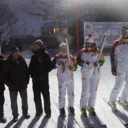 Праздник, посвященный открытию Олимпийских игр