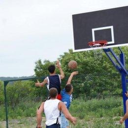 Турнир по стритболу в Корсакове