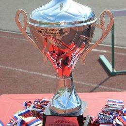Финал Кубка области 2014 года по футболу