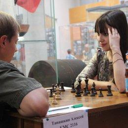 Алексей Танашкин и Александра Жеребцова.
