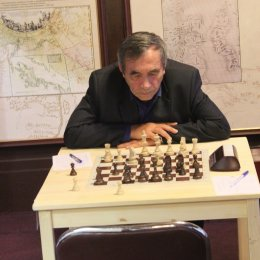 Мастер ФИДЕ Олег Верещагин.