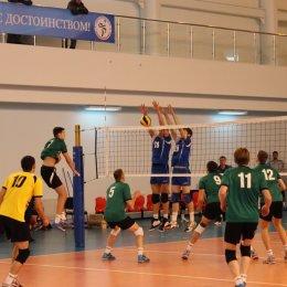 Первый тур чемпионата России