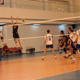 Чемпионат области 2014 года по волейболу
